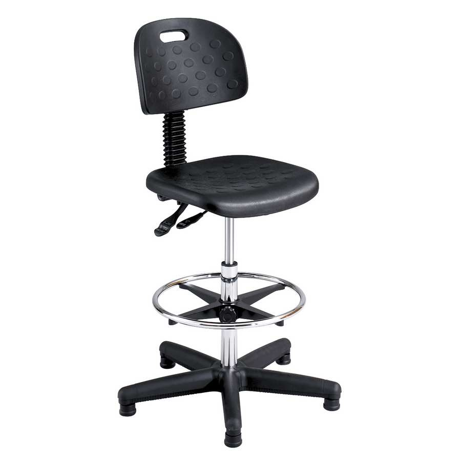Safco Deluxe Soft Tough Industrial Chair 6912