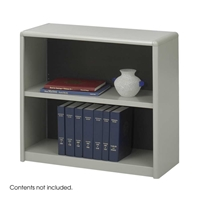 "7170 : Safco 28""H Valuemate Bookcase"