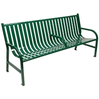 Oakley Large Bench with Arm