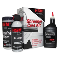 HSM Shredder Care Kit