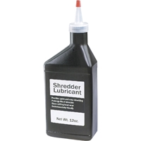 HSM Shredder Lubricant 12 oz Bottle (6 Pk)