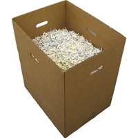 HSM Shredder Box Insert - fits Classic 390.3 Series Shredders
