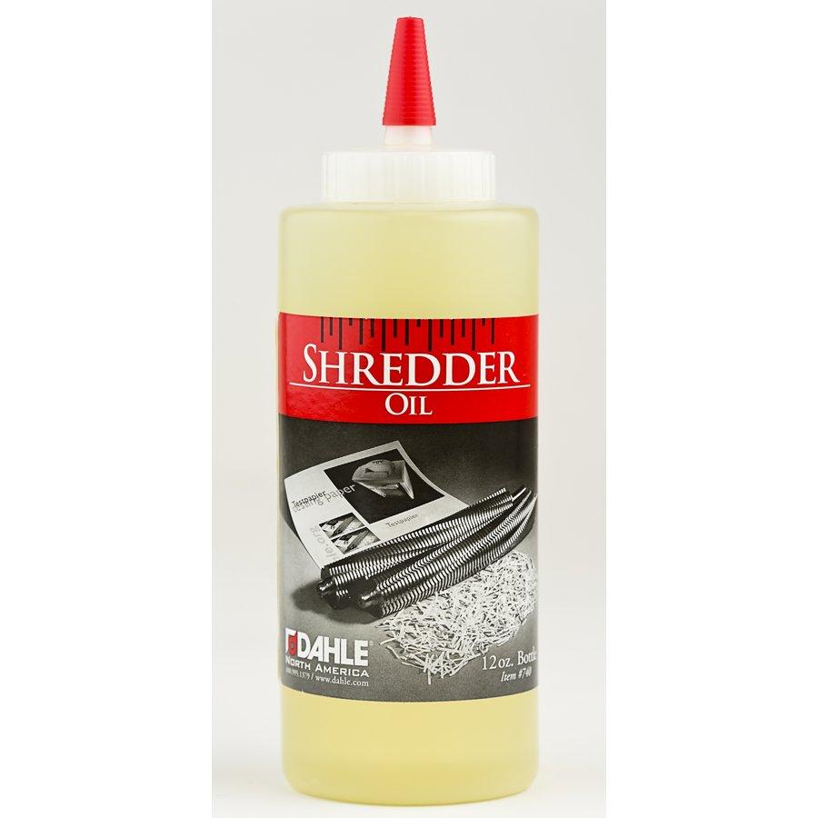 Shredding Supplies